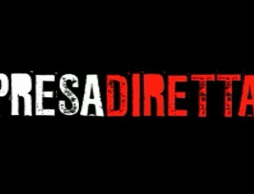 """AINM E RAI 3 – """"PRESA DIRETTA"""""""